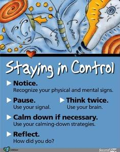 Steps for Staying in Control